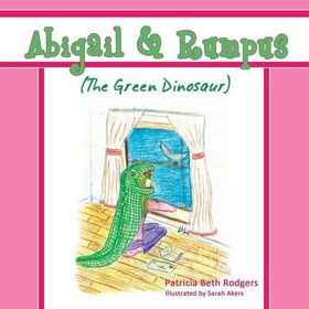 Abigail & Rumpus (the Green Dinosaur)