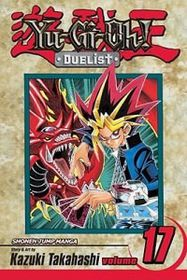 Yu-Gi-Oh! The Duelist Vol 17