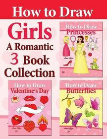 Girls a Romantic 3 Book Collection