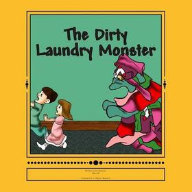 The Dirty Laundry Monster