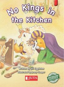 Key Links - No Kings in the Kitchen (Level 4)