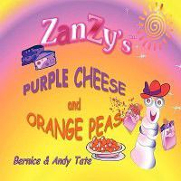 Zanzy's Purple Cheese & Orange Peas