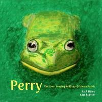 Perry the Great Leaping Bullfrog of Orleans Parish