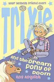 Trixie & Dream Pony Of Doom P/b