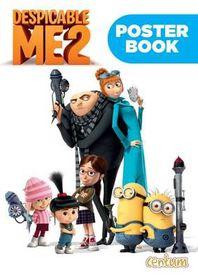 Despicable Me 2 Poster Book