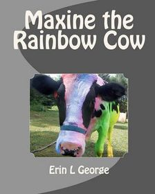 Maxine the Rainbow Cow