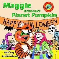 Maggie Unmasks Planet Pumpkin