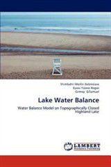 Lake Water Balance