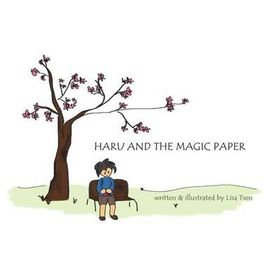 Haru and the Magic Paper