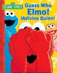 Sesame Street Guess Who, Elmo!/Adivina Quien!