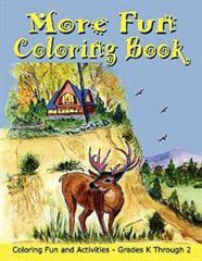 More Fun Coloring Book