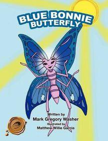 Blue Bonnie Butterfly