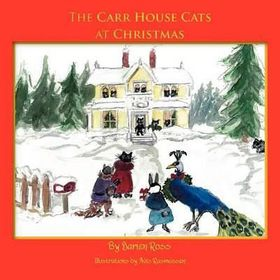 The Carr House Cats at Christmas