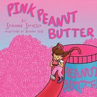 Pink Peanut Butter
