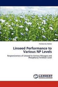 Linseed Performance to Various NP Levels