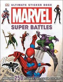 Marvel Super Battles Ultimate Sticker Book