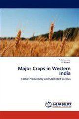 Major Crops in Western India
