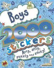 Boys 2000 Stickers