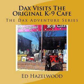 Dax Visits the Original K-9 Cafe