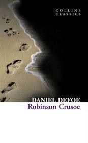 Coll Classics Robinson Crusoe P/b
