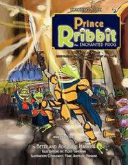 Prince Rribbit the Enchanted Frog