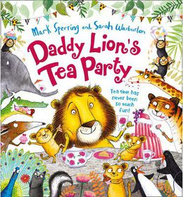 Daddy Lions Tea Party