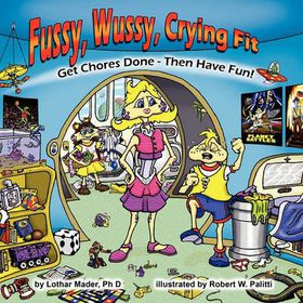 Fussy, Wussy, Crying Fit