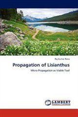 Propagation of Lisianthus