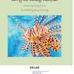 Larry the Lonely Lionfish