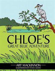 Chloe's Great Blue Adventure