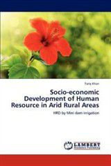 Socio-Economic Development of Human Resource in Arid Rural Areas