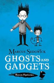 Raven Mysteries 2 Ghost & Gadgets