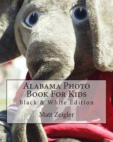 Alabama Photo Book for Kids