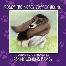 Rosey the Nosey Basset Hound