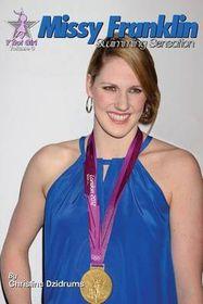 Missy Franklin: Swimming Sensation
