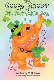 The Goopy Ghost at St. Patrick's Day