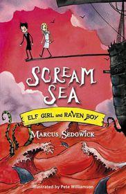 Raven Boy & Elf Girl 3 Scream Sea