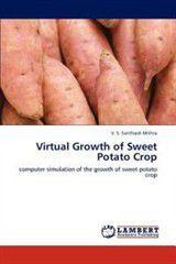 Virtual Growth of Sweet Potato Crop