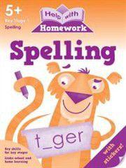 Spelling 5+