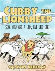 Cubby, the Lionsheep
