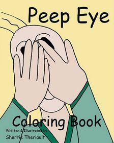 Peep Eye Coloring Book