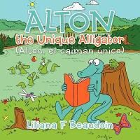 Alton the Unique Alligator