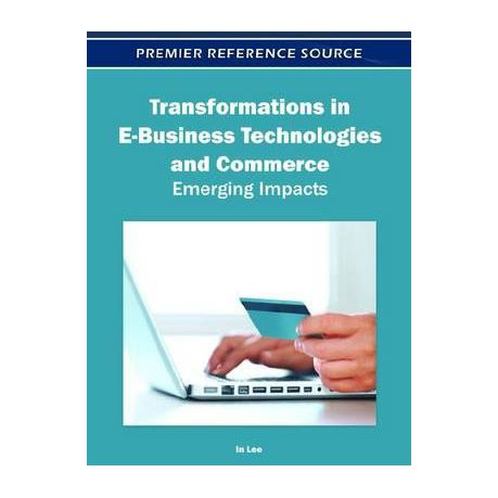 E-Business Demands New Thinking