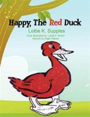 Happy, the Red Duck