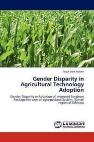 Gender Disparity in Agricultural Technology Adoption