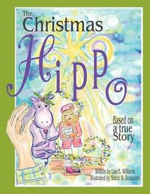 The Christmas Hippo