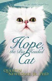Hope, the Big Headed Cat