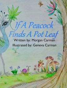 If a Peacock Finds a Pot Leaf