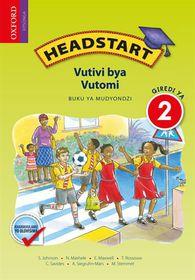 Headstart Vutivi Bya Vutomi Giredi ya 2 Buku ya Mudyondzi CAPS