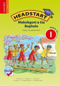 Headstart Mabokgoni a Tsa Bophelo Kreiti ya 1 Puku ya Moithuti CAPS